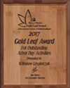 Gold Leaf Award